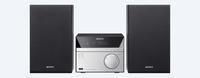 Sony CMTSBT20 Home-Stereoanlage (Schwarz, Silber)