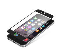 InvisibleShield Glass Contour Klare Bildschirmschutzfolie iPhone 6/6s 1Stück(e) (Schwarz, Transparent)
