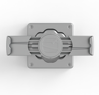 Compulocks UCLGVWMS Passiv Silber Halterung (Silber)
