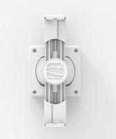 Compulocks UCLGVWMW Passiv Weiß Halterung (Weiß)
