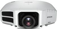 Epson EB-G7400U Desktop-Projektor 5500ANSI Lumen 3LCD WUXGA (1920x1200) Weiß Beamer (Weiß)