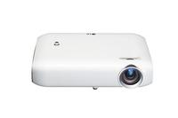LG PW1000G 1000ANSI Lumen LED WXGA (1280x800) 3D Weiß Beamer (Weiß)