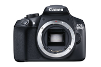 Canon EOS 1300D 18MP CMOS 5184 x 3456Pixel Schwarz (Schwarz)