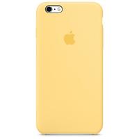 Apple MM6H2ZM/A Abdeckung Gelb Handy-Schutzhülle (Gelb)