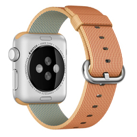 Apple MM9R2ZM/A Uhrenarmband (Gold, Rot)