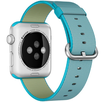 Apple MM9X2ZM/A Uhrenarmband (Blau)
