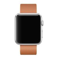 Apple MMA62ZM/A Uhrenarmband (Gold, Rot)