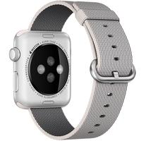 Apple MMA72ZM/A Uhrenarmband (Grau)