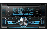 Kenwood DPX-7000DAB Auto Media-Receiver (Schwarz)