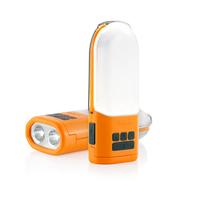 BioLite PowerLight Universal-Taschenlampe Weiß (Orange, Weiß)