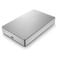 LaCie STFD4000400 4000GB Silber Externe Festplatte (Silber)