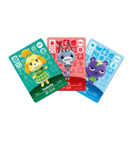 Nintendo amiibo Animal Crossing Cards - Series 4