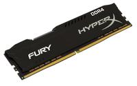 HyperX FURY Memory Black 16GB DDR4 2133MHz 16GB DDR4 2133MHz Speichermodul (Schwarz)