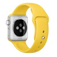 Apple MM7X2ZM/A Uhrenarmband (Gelb)
