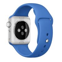 Apple MM7V2ZM/A Uhrenarmband (Blau)