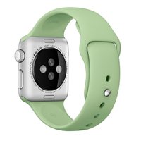 Apple MM7Y2ZM/A Uhrenarmband (Grün)