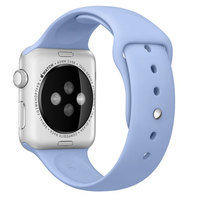 Apple MM9D2ZM/A Uhrenarmband (Lila)