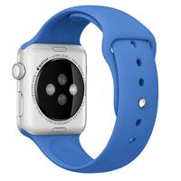 Apple MM972ZM/A Uhrenarmband (Blau)