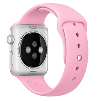 Apple MM9C2ZM/A Uhrenarmband (Pink)