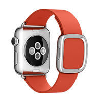 Apple MMGX2ZM/A Uhrenarmband (Rot)