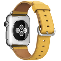 Apple MMH72ZM/A Uhrenarmband (Gelb)