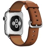 Apple MMH92ZM/A Uhrenarmband (Braun)