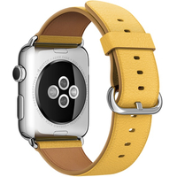 Apple MMHC2ZM/A Uhrenarmband (Gelb)