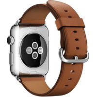 Apple MMHE2ZM/A Uhrenarmband (Braun)