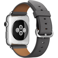 Apple MMGW2ZM/A Uhrenarmband (Grau)