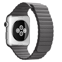 Apple MMAW2ZM/A Uhrenarmband (Grau)