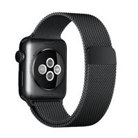 Apple MLJJ2ZM/A Uhrenarmband (Schwarz)