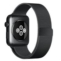 Apple MLJH2ZM/A Uhrenarmband (Schwarz)