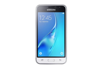 Samsung Galaxy J1 (2016) SM-J120F 8GB 4G Weiß (Weiß)