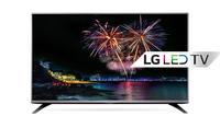 LG 43LH541V 43Zoll Full HD Schwarz LED-Fernseher (Schwarz)