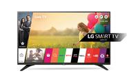 LG 49LH604V 49Zoll Full HD Smart-TV WLAN Schwarz LED-Fernseher (Schwarz)