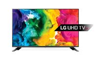 LG 58UH635V 58Zoll 4K Ultra HD Smart-TV WLAN Schwarz LED-Fernseher (Schwarz)