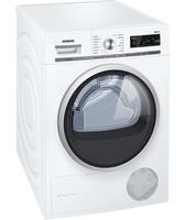 Siemens WT47W565 Freistehend Frontlader 8kg A++ Weiß Wäschetrockner (Weiß)