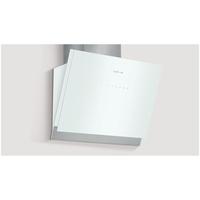 Bosch Serie | 8 DWK068G21 Wand-montiert 850m³/h A Weiß Dunstabzugshaube (Weiß)