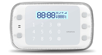 smanos X500 Sicherheitsalarmsystem (Weiß)