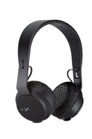The House Of Marley Rebel Kopfband Binaural Verkabelt/Kabellos Schwarz Mobiles Headset (Schwarz)