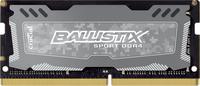 Crucial Ballistix Sport LT 8GB DDR4-2400Mhz 8GB DDR4 2400MHz Speichermodul (Grau)