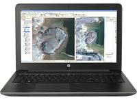HP ZBook 15 G3 2.6GHz I7-6700HQ 15.6Zoll 1920 x 1080Pixel Schwarz (Schwarz)