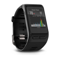 Garmin 010-01605-01 48.2g Schwarz Smartwatch (Schwarz)