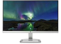 HP 24es 23.8Zoll Full HD IPS Schwarz, Silber (Schwarz, Silber)