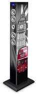 Bigben Interactive TW9LONDON2 60W Lautsprecher (Mehrfarbig)