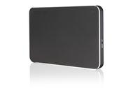 Toshiba Canvio Premium 2TB 2000GB Grau, Metallisch (Grau, Metallisch)