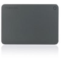 Toshiba Canvio Premium 3TB 3000GB Grau, Metallisch (Grau, Metallisch)