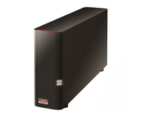 Buffalo LinkStation 510 4TB NAS Kompakt Eingebauter Ethernet-Anschluss Schwarz (Schwarz)