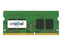 Crucial 8GB DDR4 2133 8GB DDR4 2133MHz Speichermodul (Grün)