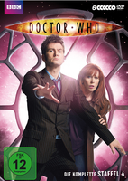 polyband Doctor Who - Staffel 4 - Komplettbox (6 Discs)